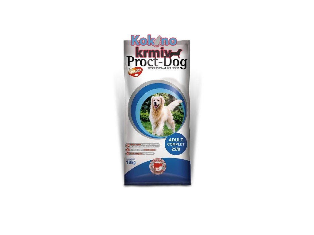 PROCT DOG ADULT COMPLET 18kg