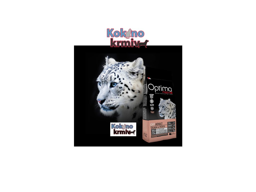 Granule pro kočky Optima Nova