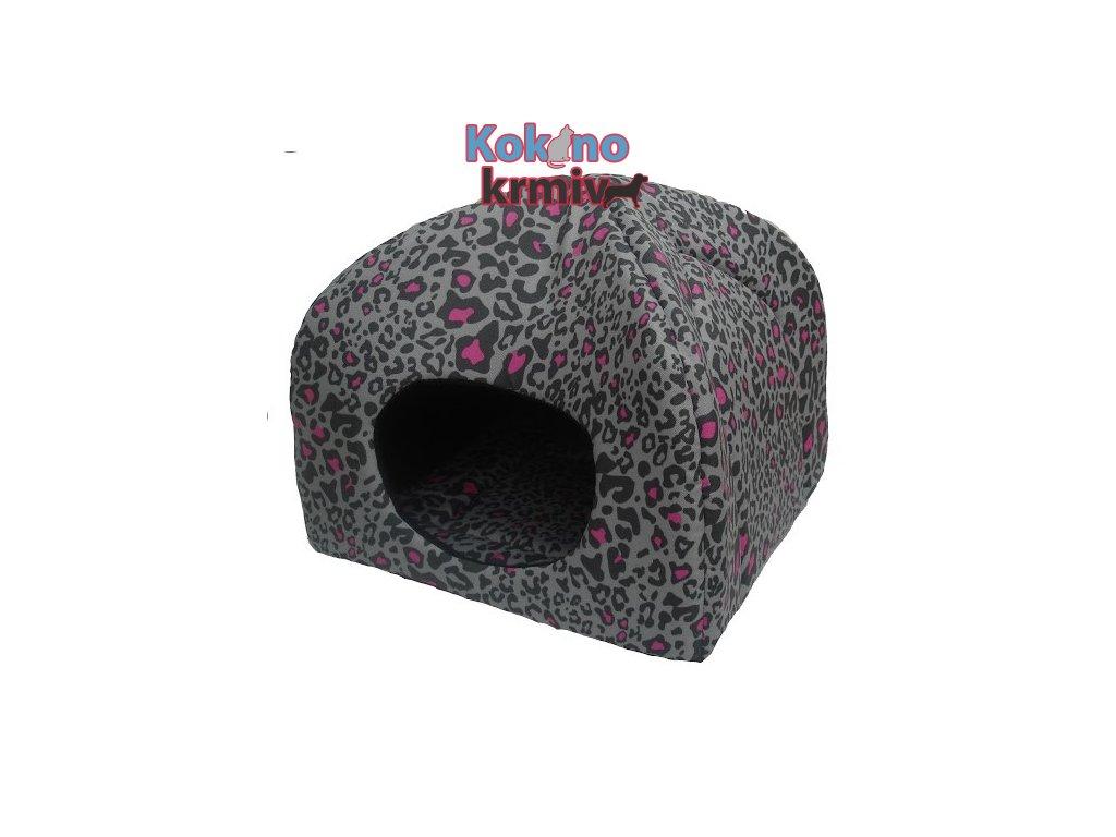 Pelech pro psy - Iglů 38x38 cm