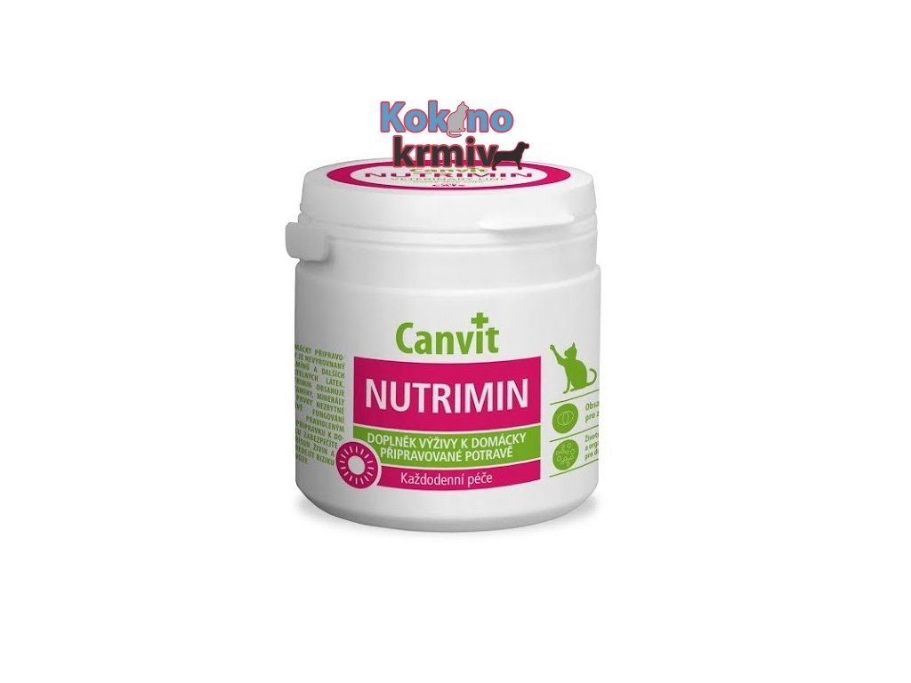 Canvit Nutrimin 100g