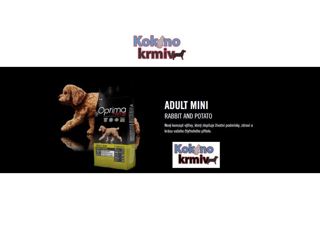 granule pro malé psy s citlivým trávením