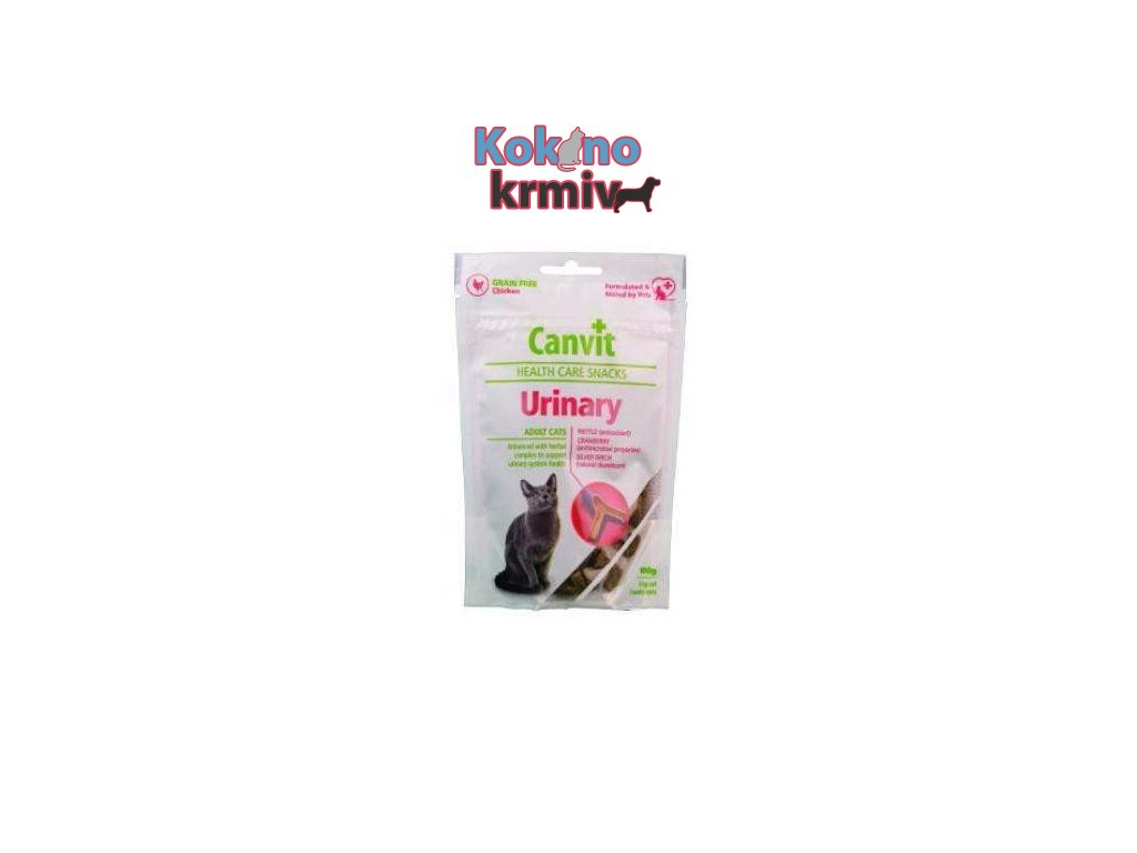 Canvit Snacks CAT Urinary 100g