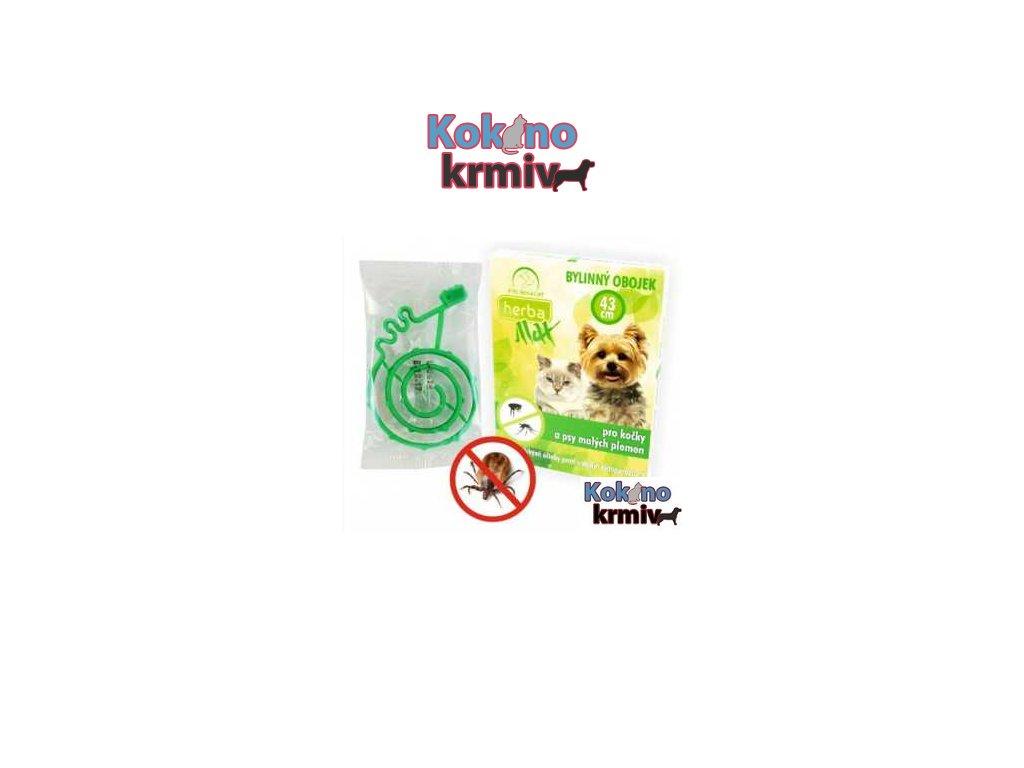 antiparazitní obojek pro psy a kočky
