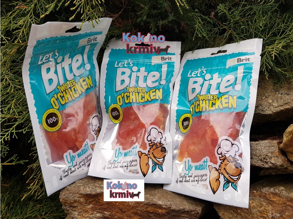 Brit let´s bite