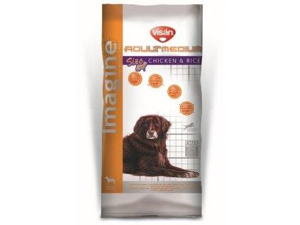 granule pro střední psy