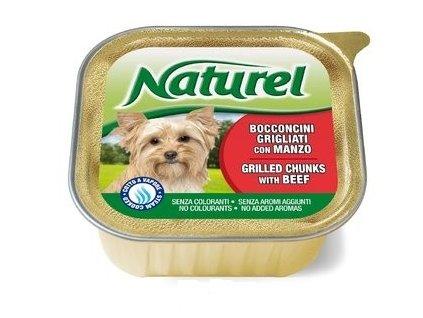 Naturel dog vanička Beef 150g