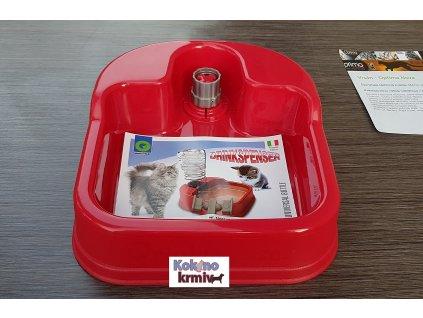zásobník na vodu pro kočky