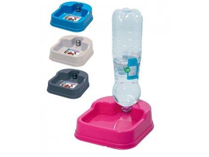 Zásobník na vodu 23x20x6h - modrá