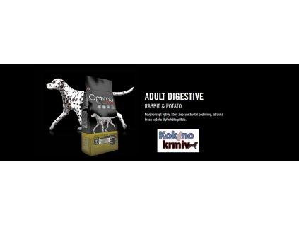 granule pro psy s citlivým trávením