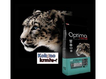 granule pro kastrované kočky