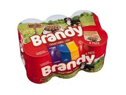 konzervy pro psy Brandy