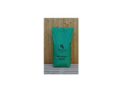 bylinné müsli pro koně Novaequi