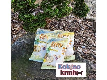 sušenky pro psy