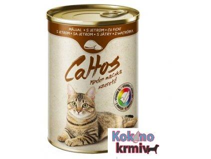 Konzerva pro kočky