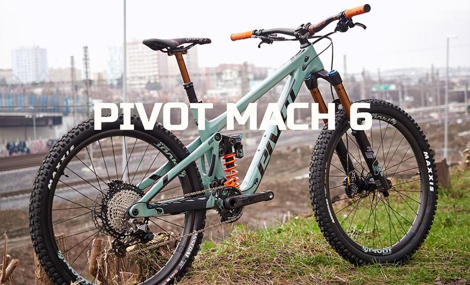 Pivot Mach 6