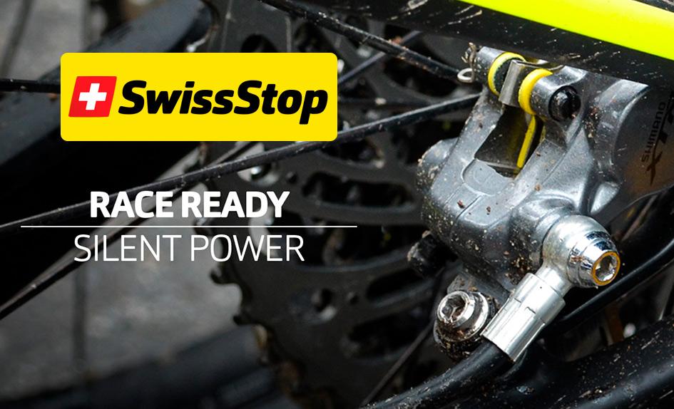 SwissStop - Silent power
