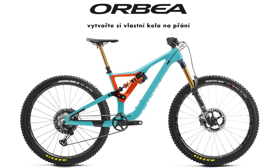 Orbea - kolo na přání