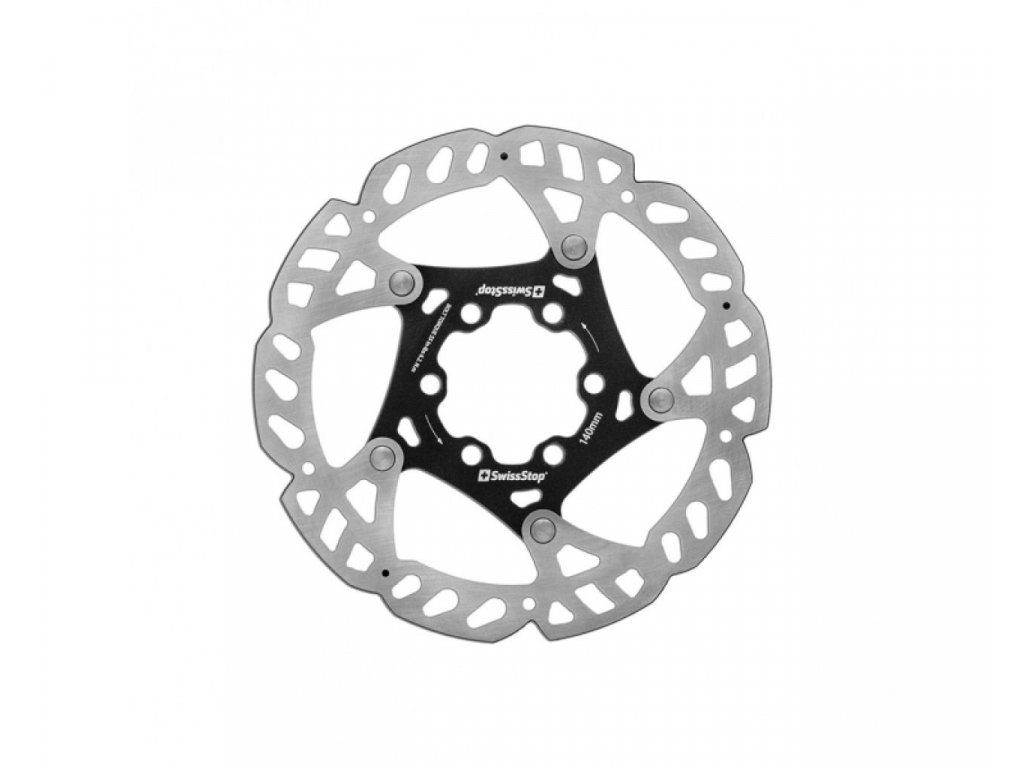 Brzdový kotouč Swissstop Catalyst Disc Rotor 140mm