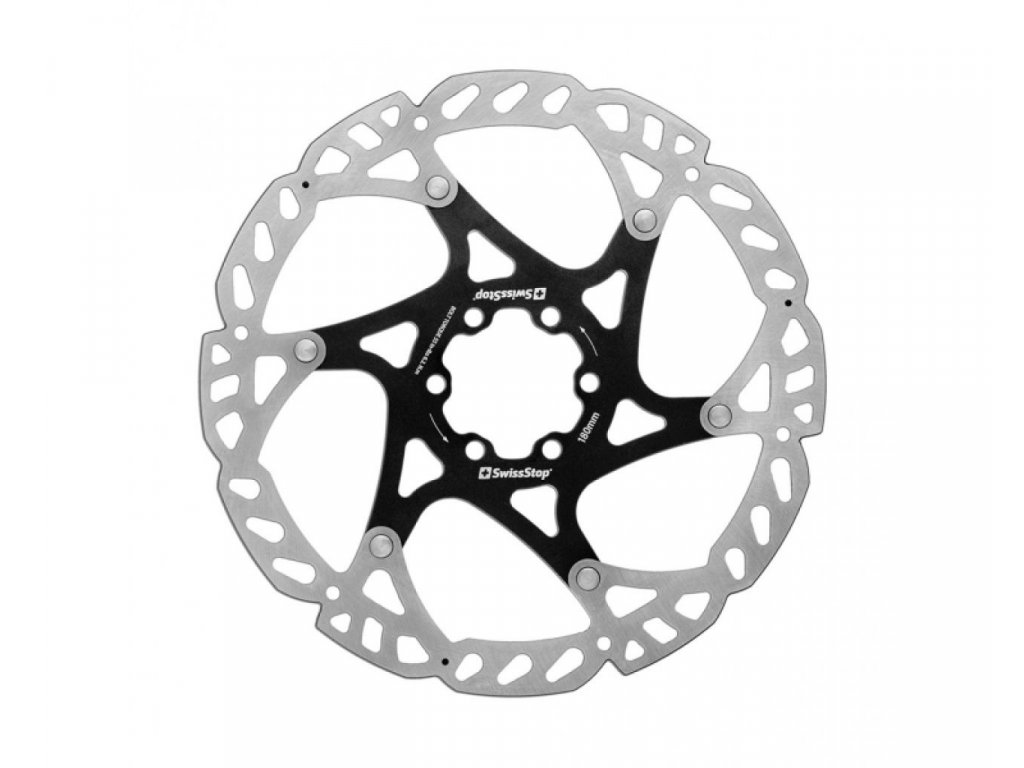 Brzdový kotouč Swissstop Catalyst Disc Rotor 180mm