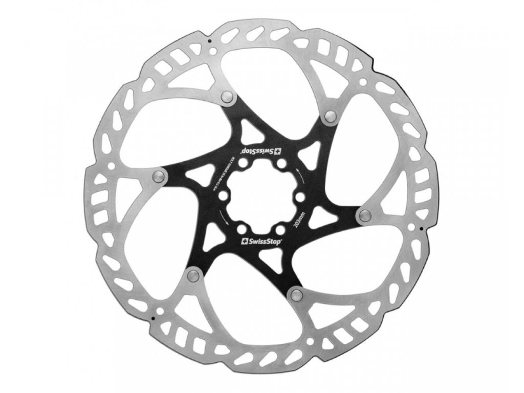 Brzdový kotouč Swissstop Catalyst Disc Rotor 203mm