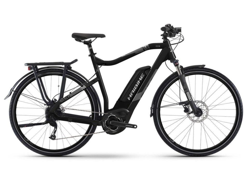 Trekingové elektrokolo Haibike SDURO Trekking 1.0 pánské - 2020 - Bosch Active Plus