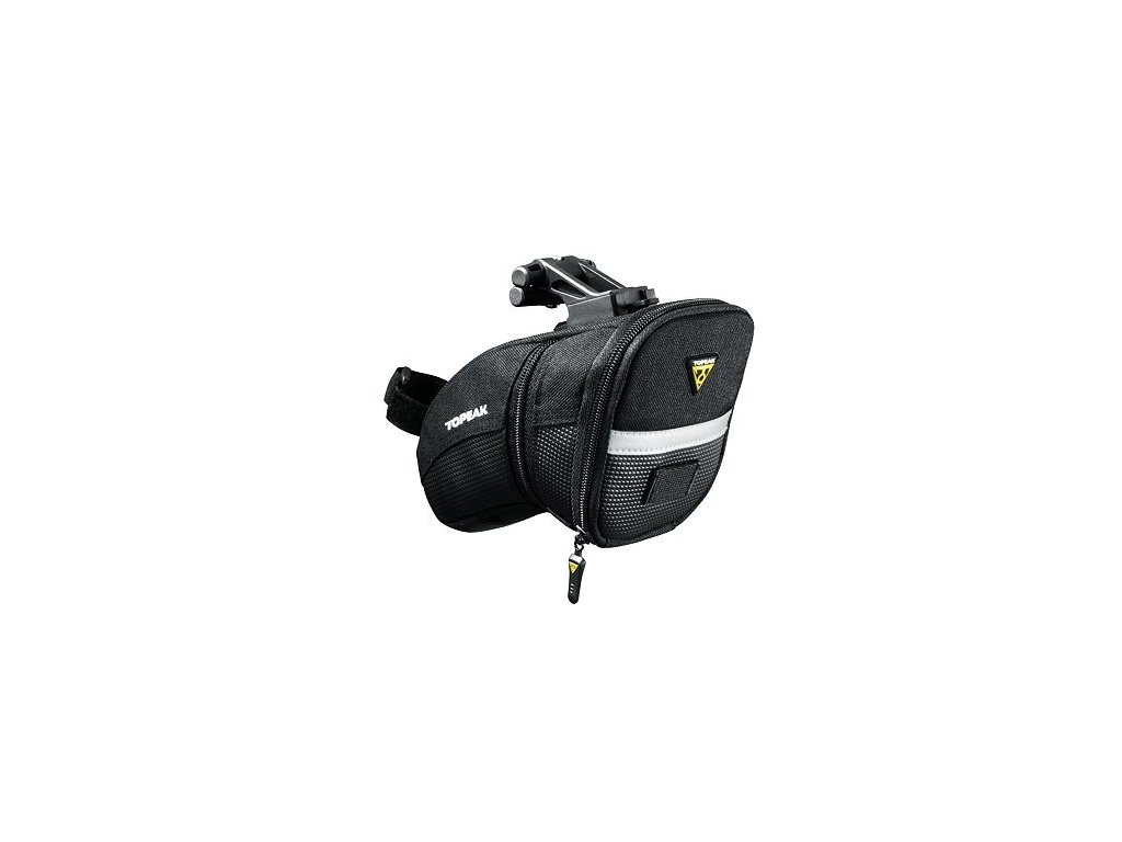 TOPEAK BRAŠNA PODSEDLOVÁ AERO WEDGE PACK MEDIUM S QUICK CLICK