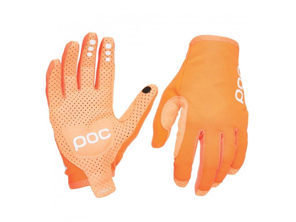 7D7A797C7E7579786D6F7A7E 6B5C5A5A5A5A5C5E625B6D5E rukavice avip glove long zink orange[1]