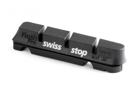 Brzdové špalíky Swissstop FlashPro Original Black