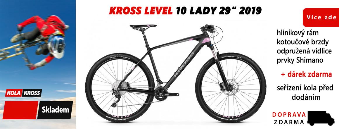 Level 10 Lady