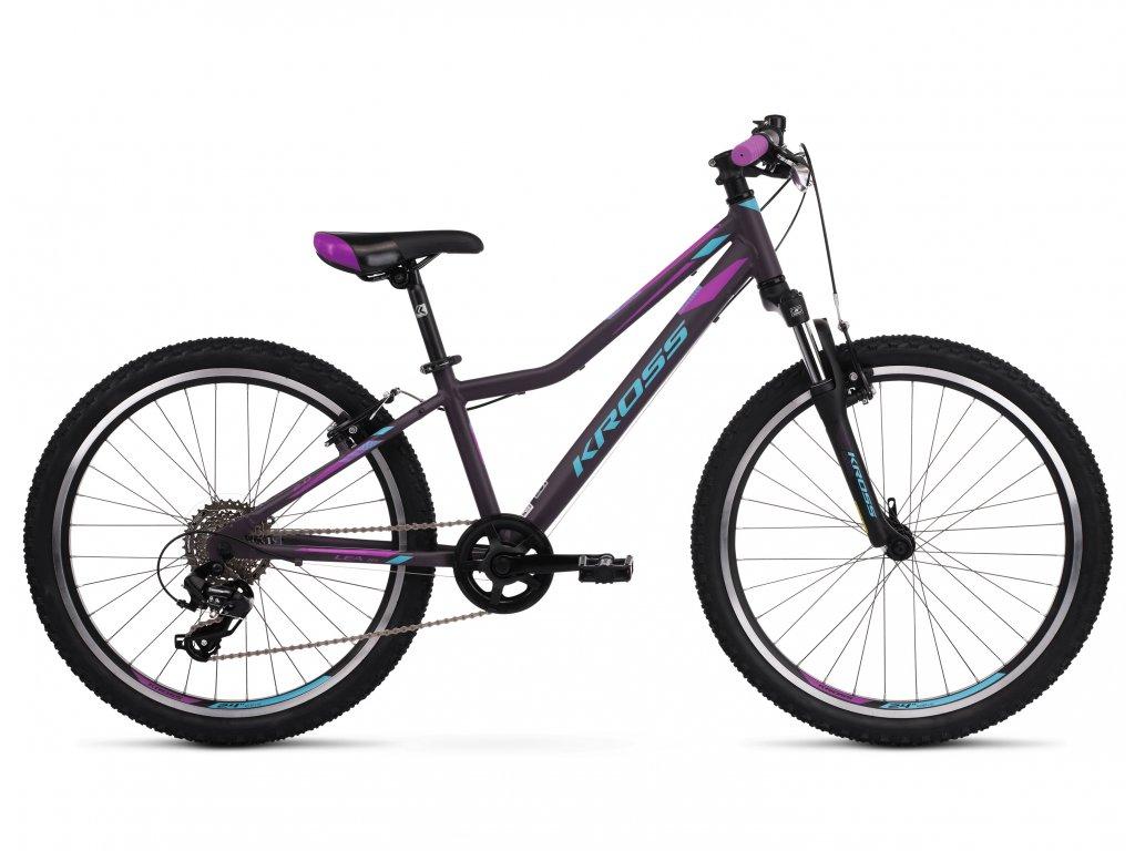 Lea jr 2 0 violet blue matte