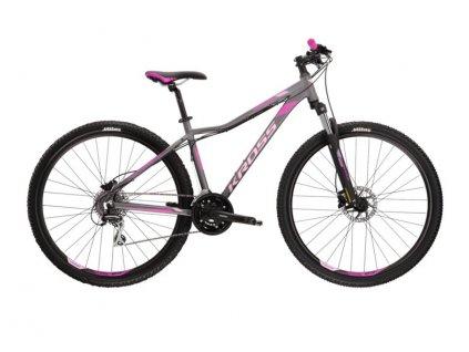 lea 5 0 graphite pink violet matte
