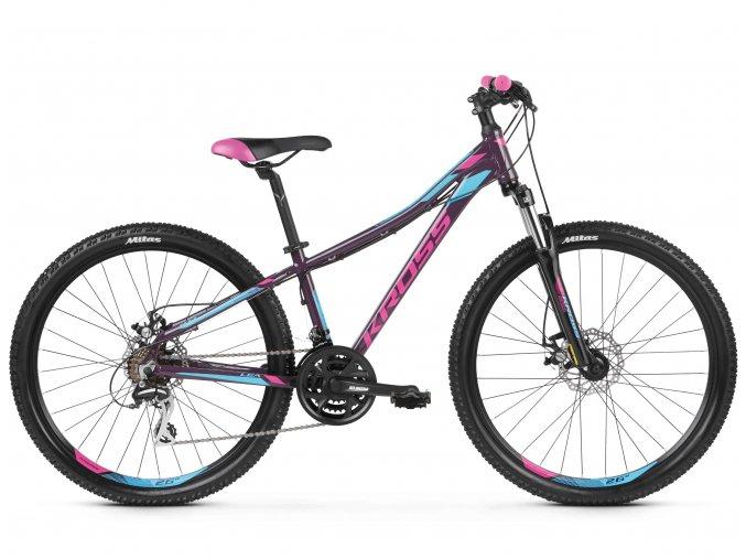 lea 4 0 violet pink blue glossy