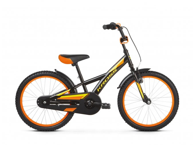 racer 5 0 black yellow orange glossy