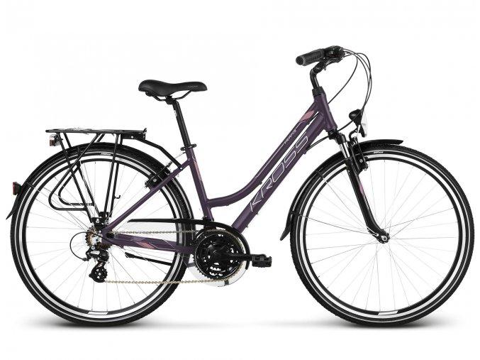 trans 2 0 violet pink silver matte