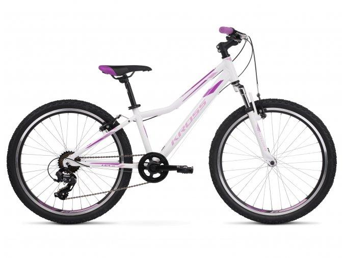 lea jr 1 0 white pink violet glossy