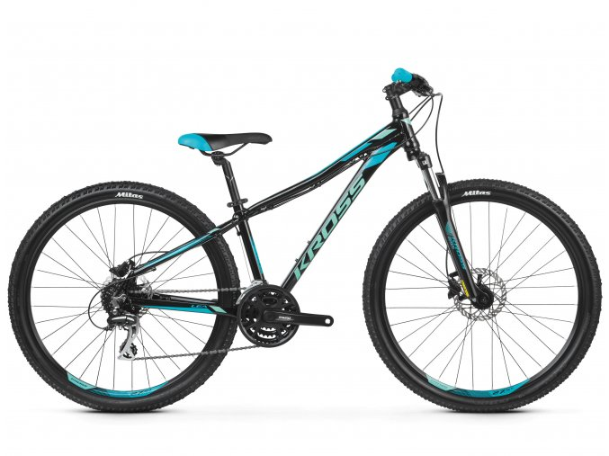 lea 5 0 black turquoise glossy