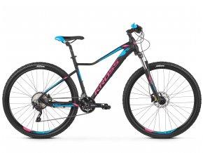 lea 8 0 black pink blue matte