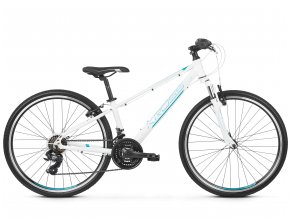 evado jr 1 0 white turquoise blue glossy