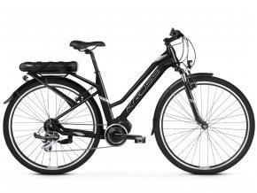 trans hybrid 2 0 black silver glossy