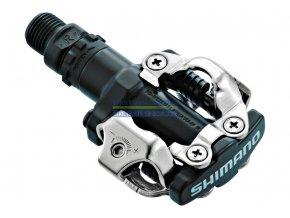 pedaly shimano spd pd m520 cerne