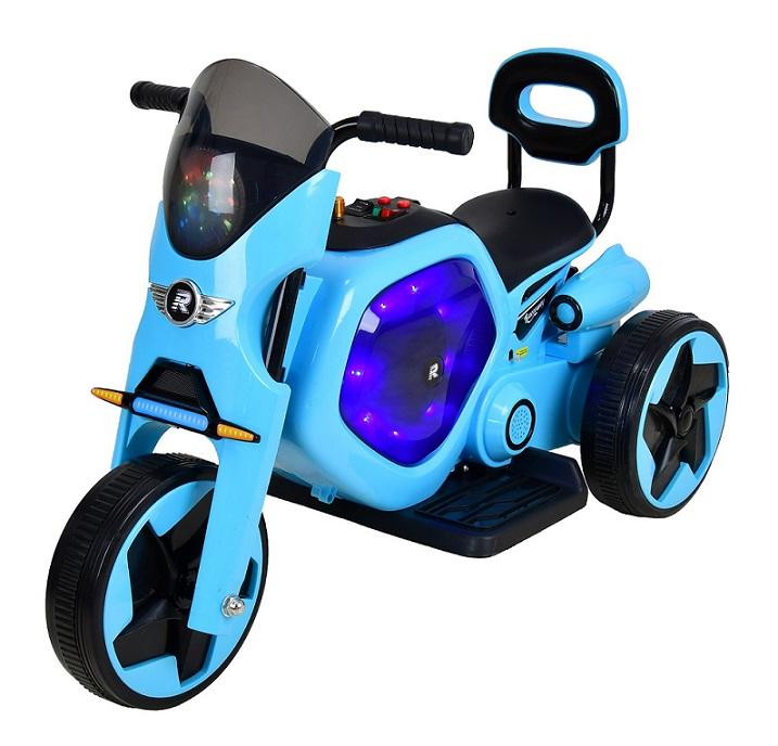 Elektrická tříkolka pro děti skladem v nových barvách,