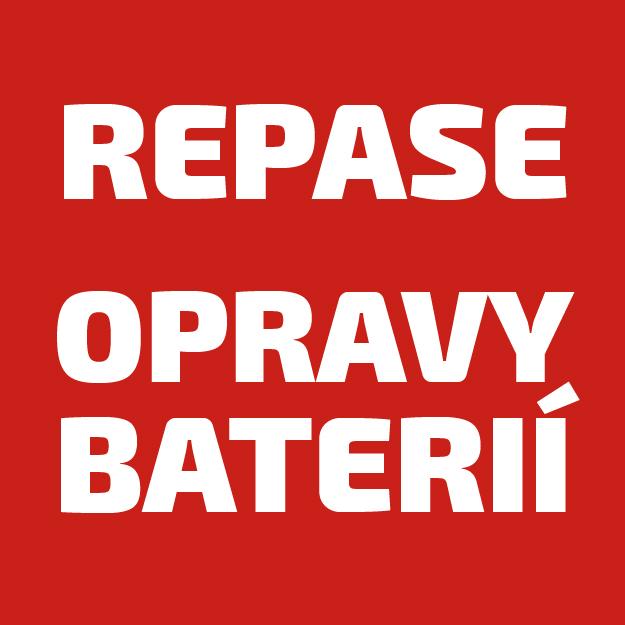 Repase baterie