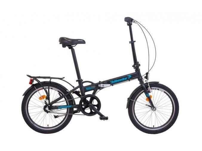 LIBERTY PHOENIX 3spd černa  skládací jízdní kolo