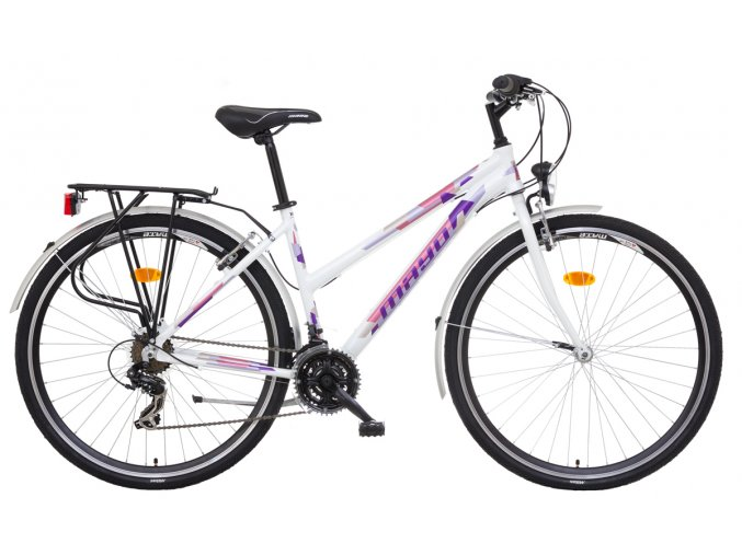XR FIT Trek LADY 2017 biely