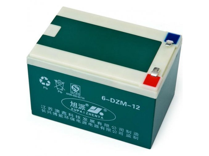 Baterie Lead-Acid  GEL 12V/12Ah trakční článek