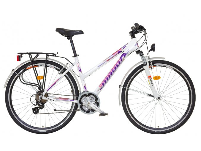 MAYO XR BASIC TREK LADY bíly