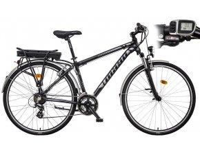 MAYO e-XR BASIC 36V černo-šedá