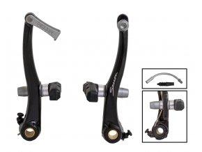 Brzdové čelisti Saccon V-BRAKE AL steel adjuster