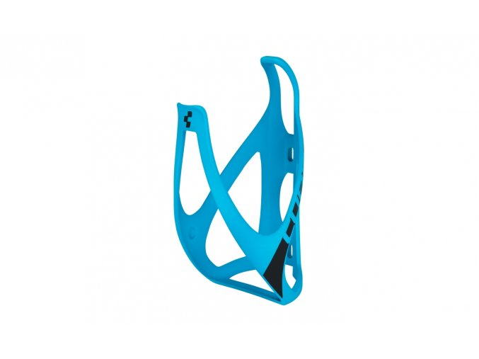 CUBE Bottle Cage HPP - matt blue´n´black