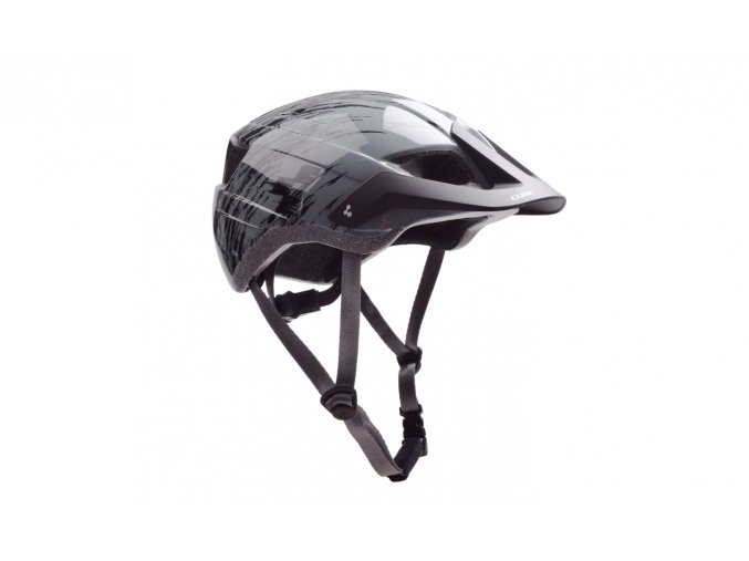 CUBE Helmet CMPT YOUTH - grey grunge
